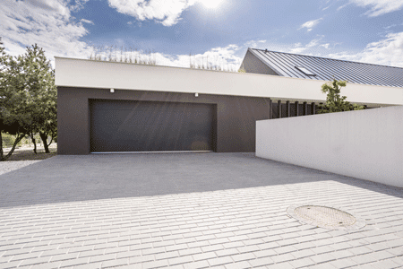 Residential Driveway - Surveyors in Port Stephens & Hunter region NSW